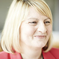 Helen, Director of Marketing and Service Delivery