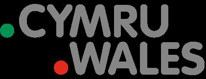Welsh domains logos