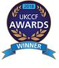 2018 UKCCF Awards winner logo