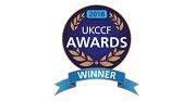UKCCF Awards winner logo