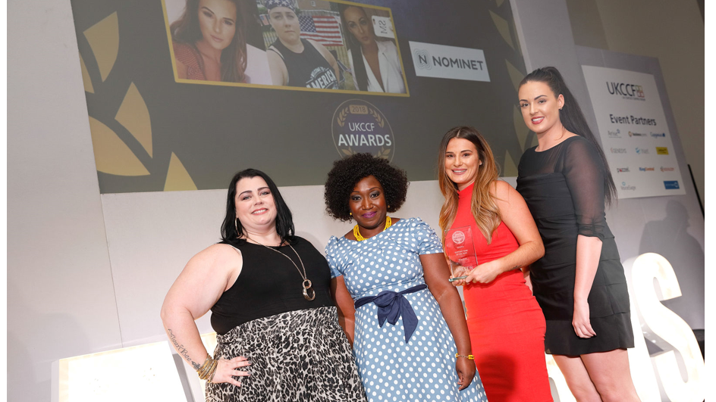 Winners at UK Contact Centre Forum Awards