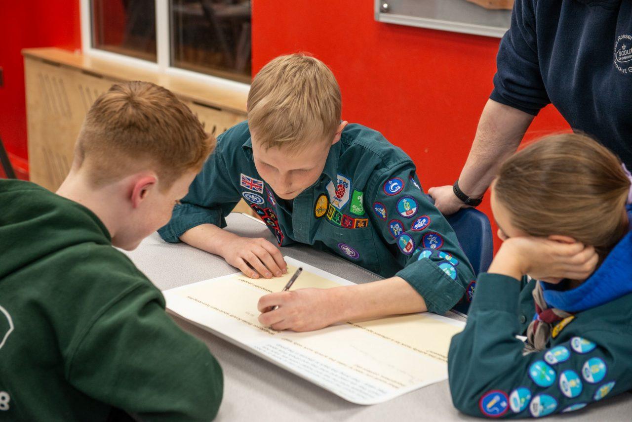 Scouts Digital Citizen Badge