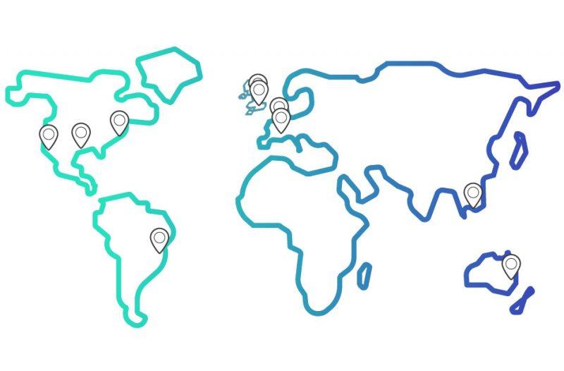 DNS locations