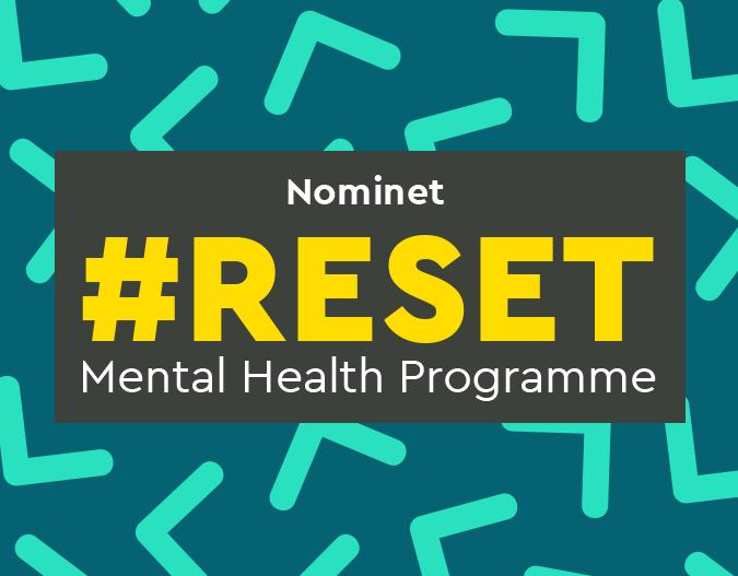#RESET graphic