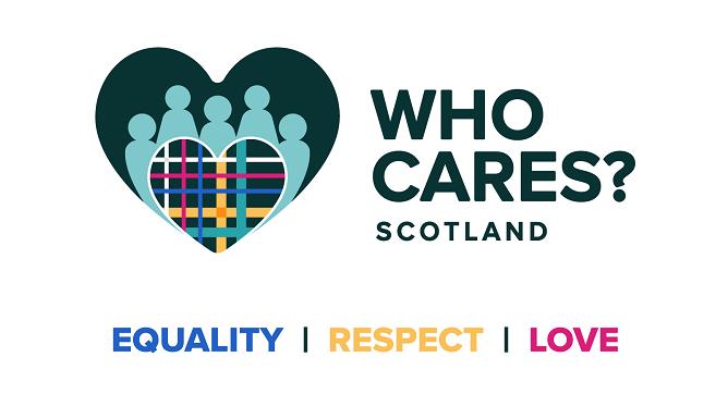 Who Cares? Scotland Logo