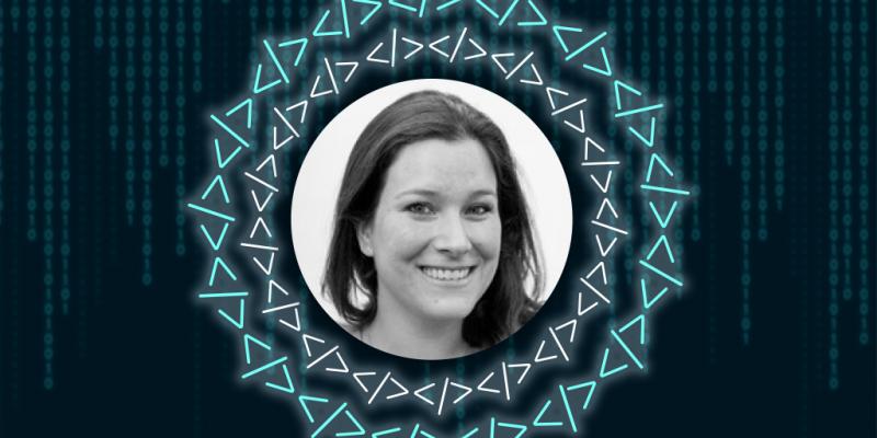 Fabienne Prouteau - Front End Developer, Nominet